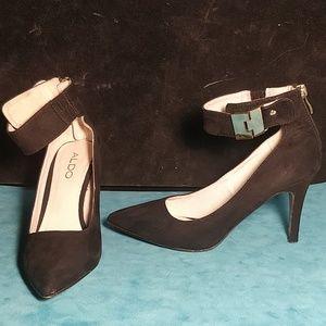 Size 7 Aldo Calston heels
